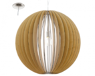 Závěsné stropní svítidlo COSSANO 94766 1x60W /E27 lustr EGLO