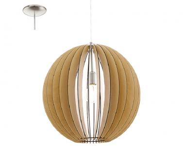 Závěsné stropní svítidlo COSSANO 94765 1x60W /E27 lustr EGLO
