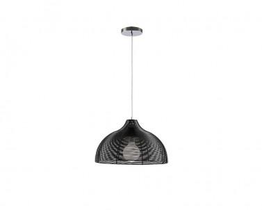 Závěsné dekorativní svítidlo OZ 2799 60W E27 černé Rabalux