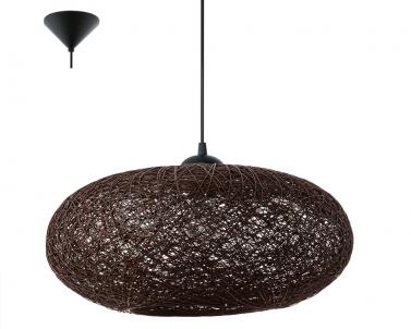 Závěsné stropní svítidlo CAMPILO 93375 1x60W/E27 lustr EGLO