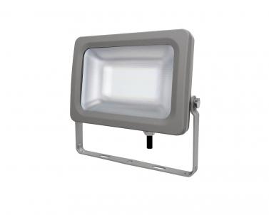 Venkovní LED reflektor LEDKO/00017 20W 4500K IP65 šedý Ledko