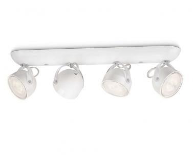 Stropní LED bodové svítidlo DYNA 53234/31/16 4x3W bílá Philips