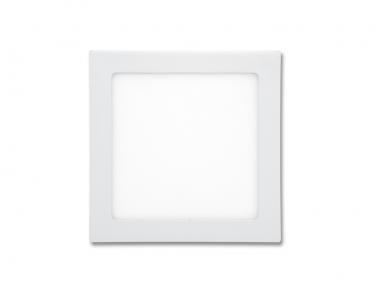 Vestavné podhledové LED svítidlo RAFA WSQ-18W/4100 bílá IP20 Ecoplanet