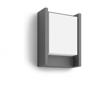 Venkovní LED nástěnné svítidlo ARBOUR 16460/93/16 LED 6W IP44 Philips