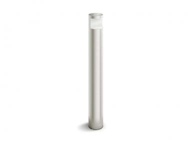 Venkovní LED sloupkové svítidlo velké SQUIRREL 16470/47/16 LED 6W nerez IP44 Philips