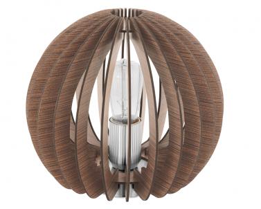 Stolní lampa COSSANO 94956 E27/1x60W EGLO