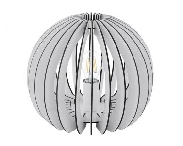 Stolní lampa COSSANO 94949 E27/1x60W EGLO