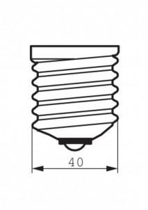 Pouliční svítidlo MALAGA SGS102 SON-T 100W č.3