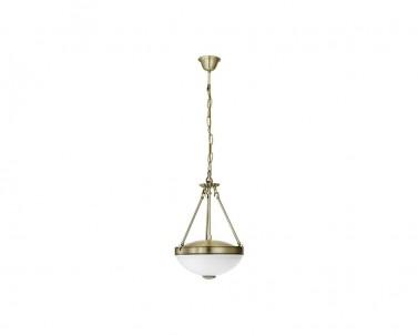 Závěsné stropní svítidlo SAVOY Eglo 2x60W 82747
