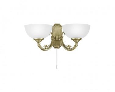 Nástěnné svítidlo SAVOY Eglo 2x40W 82752