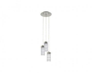 Závěsné stropní svítidlo OLVERO Eglo 3x7W průměr 290 mm 93544