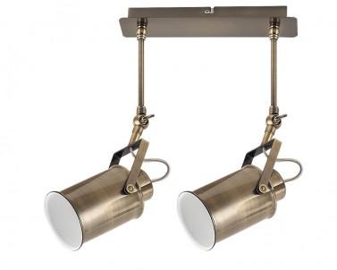 Stropní bodové svítidlo PETER Rabalux 2x60W 5982