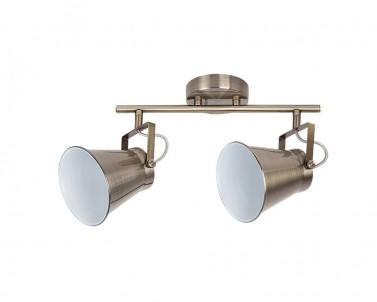 Stropní bodové svítidlo MARTINA Rabalux 2x60W 6517
