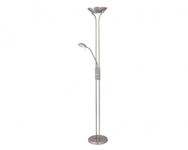 Stojací lampa BETA Rabalux lesklý chrom 4075