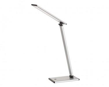 Stolní lampa BROOKE LED Rabalux 7W stříbrná 4182
