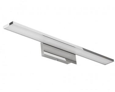Nástěnné koupelnové svítidlo LOUISE LED Rabalux 10W lesklý chrom 5737