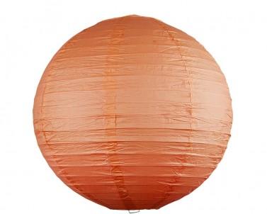 Stropní závěsné papírové stínidlo RICE Rabalux oranžová 4896