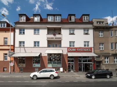 Dům svítidel Kaplířova 12, Plzeň.