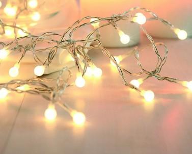 Vánoční světelný řetěz Globo Venuto 29953-50