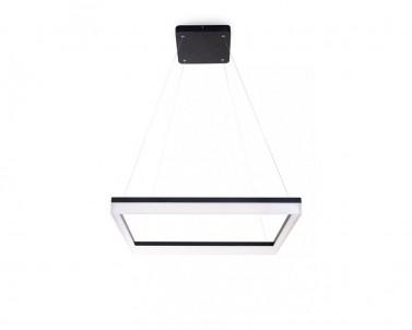 LED závěsné svítidlo NELIO Ledko 00284 černo-bílá