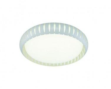 LED nástěnné a stropní svítidlo SEPPELE Ledko 00227 bílá průměr 460 mm