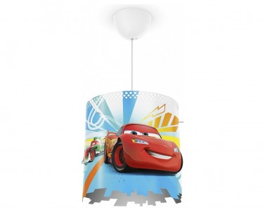 Závěsné stropní svítidlo Philips Disney Cars 71751/32/16