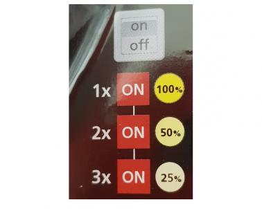 LED žárovka přepínatelná 6W E14 11582 Eglo č.2