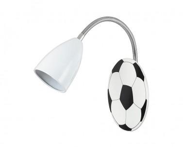 Nástěnná lampa Rabalux Frankie 4467 fotbalový míč