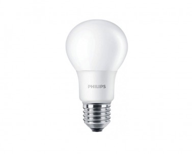 LED žárovka Philips CorePro 5,5W/E27/2700K 75-78