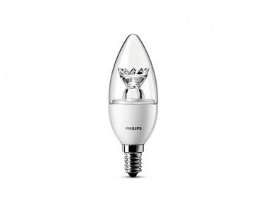 LED žárovka Philips 3W/E14/2700K svíčka 43-415 č.1