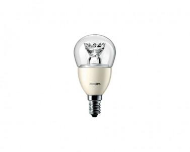 Stmívatelná LED žárovka Philips 6,2W/E14/2700K 41-862 č.1
