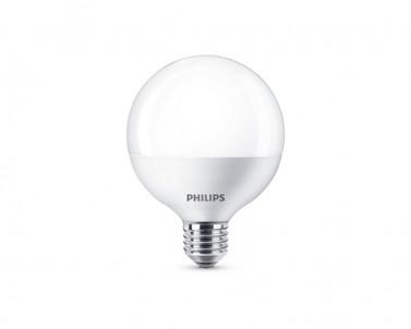 LED žárovka Philips Globe 9,5W/E27/2700K 80-639 č.1