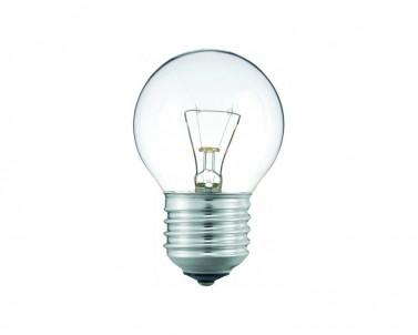 Klasická žárovka Tes-lamp 25W/E27 kapka 417/Z