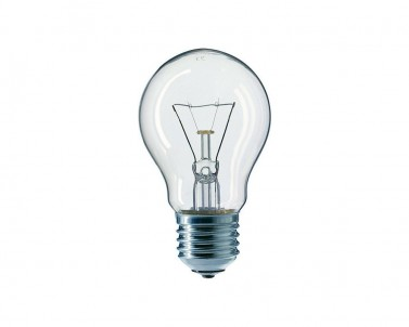 Klasická žárovka Tes-lamp 25W/E27 54/Z