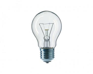 Klasická žárovka Tes-lamp 75W/E27 57/Z-teslamp