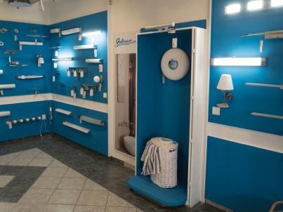 Přijďte si k nám vybrat nové koupelnové osvětlení.