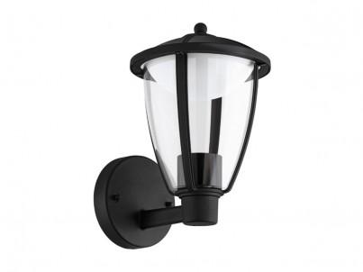 LED venkovní nástěnné svítidlo Eglo Comunero 96294 černá