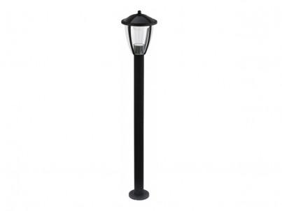 LED venkovní sloupkové svítidlo Eglo Comunero 96297 černá