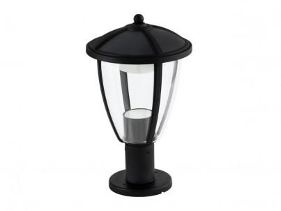 LED venkovní lampa Eglo Comunero 96296 černá