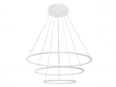 LED stropní svítidlo Rabalux Donatella 2545 bílá