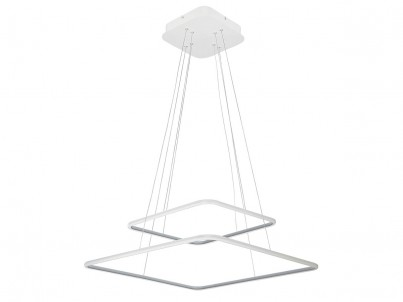 LED stropní svítidlo Rabalux Donatella 2546 bílá č.1