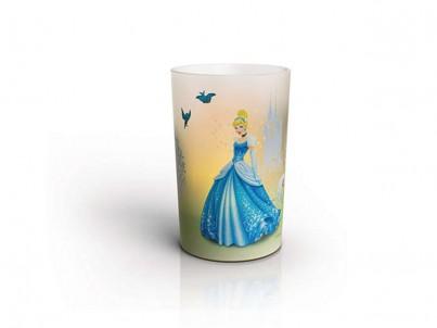 Dětské stolní svítidlo Philips Cinderella 71711/02/16