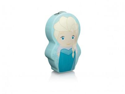 LED baterka Philips Frozen Elsa 71767/37/16 modrá