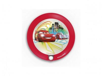 Dětské nástěnné LED svítidlo Philips Disney Cars 71765/32/16 se senzorem