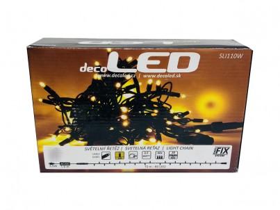 Profi LED světelný řetěz DecoLED LEDSLI110W 60 LED 10 m č.1