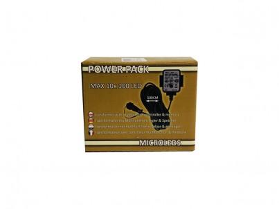Trafo k LED světelnému řetězu FDL Power Pack 37589 č.3