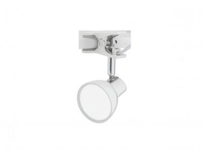 LED skřipcová stolní lampička Nipeko HC001 bílá