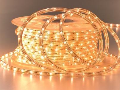 LED světelný řetěz MK Illumination 248-058 teplá bílá 1 m