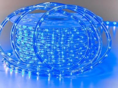 LED světelný řetěz MK Illumination 248-059 modrá 1 m
