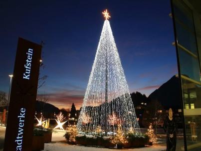 LED profi vánoční řetěz venkovní MK-Illumination + FLASH efekt 12m 120xLED 018-325 bez kabelu č.6